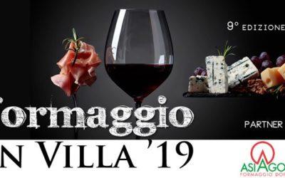 Formaggio in Villa 2019 – Venezia